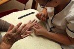 kosmetyczka, manicure